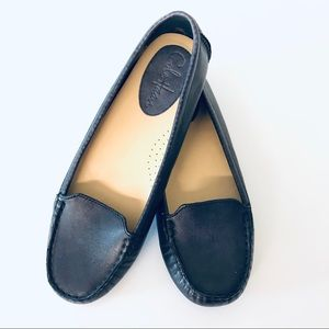 COLE HAAN Nike Air Woman's Leather Loafers Flats